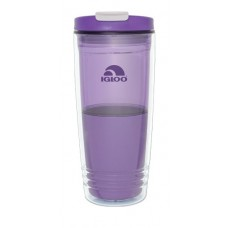 Θερμός Havasu Double wall 22oz -650ml igloo 41443 purple